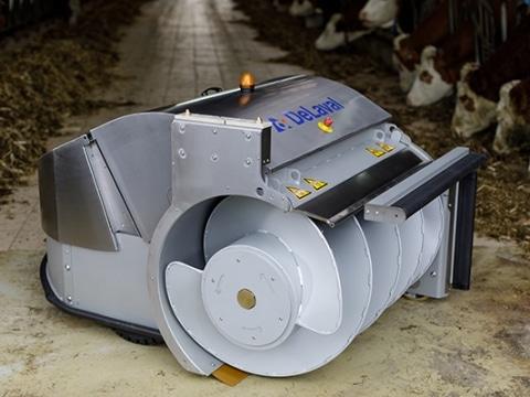 DeLaval-OptiDuo-02 - Futteraufbereitung für mehr Milch